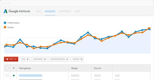 AdWords Dönüşüm-Performans Ölçümü
