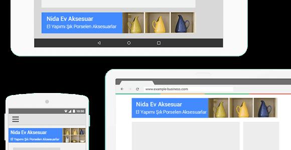 Google'da Resimli Reklam Vermek